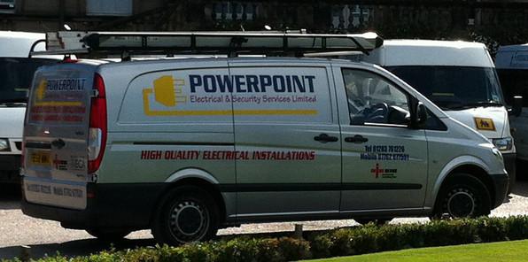 powerpoint truck